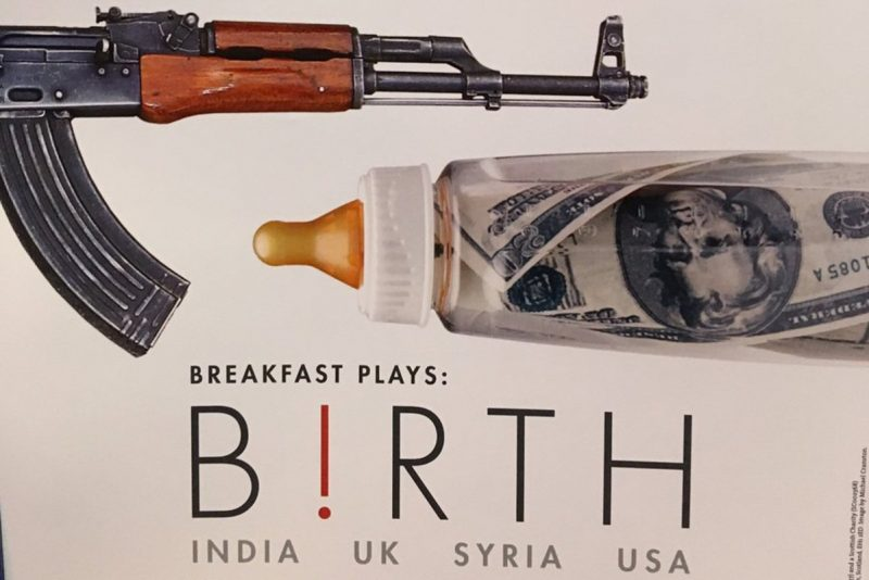 Cropped poster for the original B!RTH plays